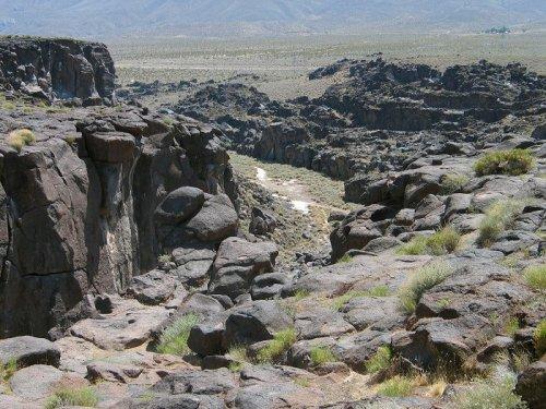 fossil-falls