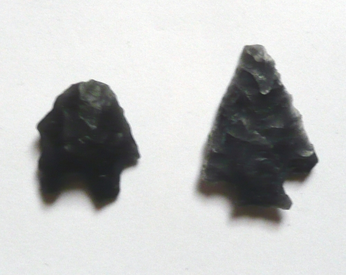 Owens Valley Arrowheads