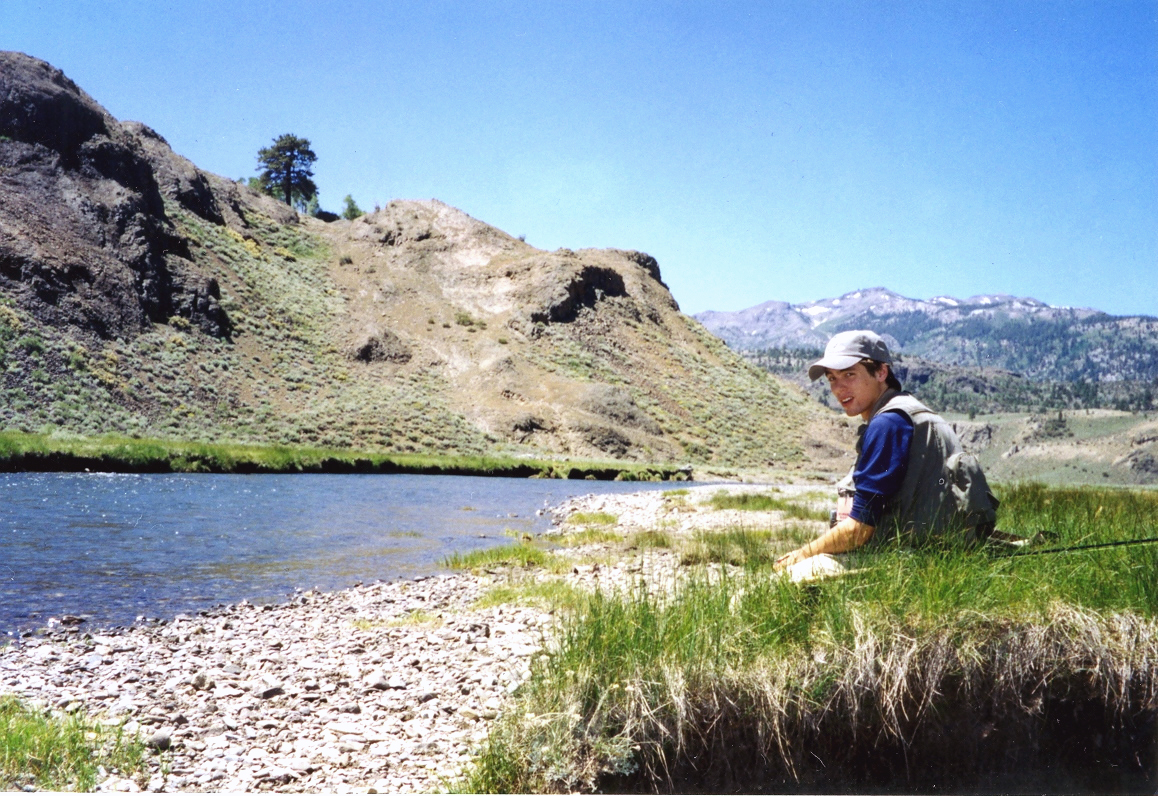 301 moved permanently for Walker river fishing