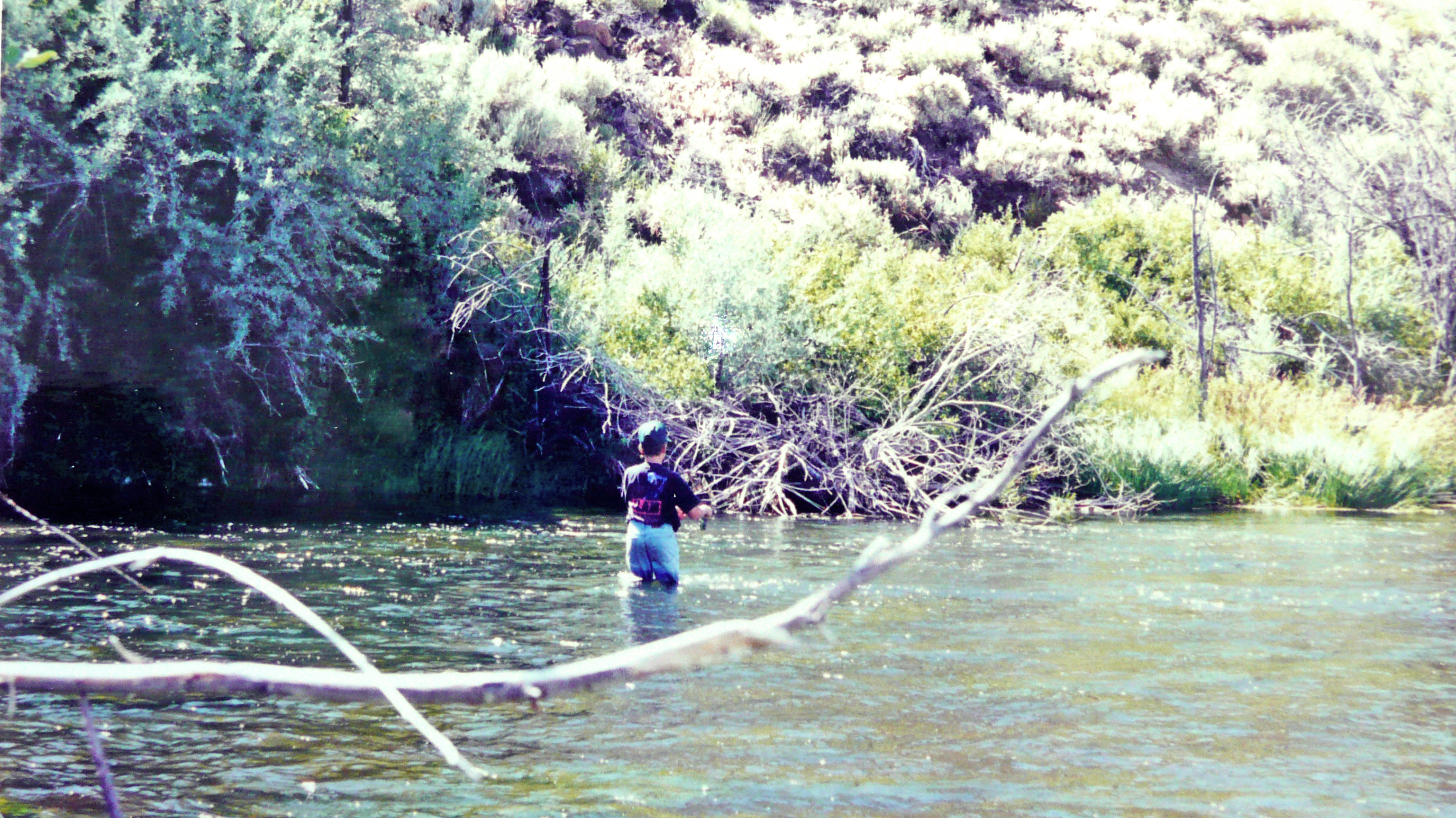 Tailwater tiny s planettrout for Walker river fishing