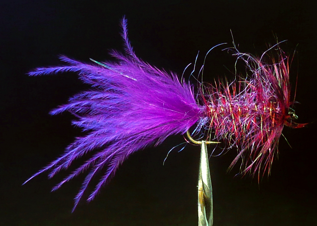 Old Style Streamer Fly Patterns 90