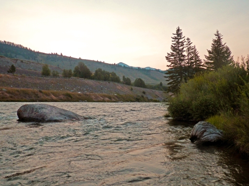 MADISON RIVER TWILIGHT 2012 -1-