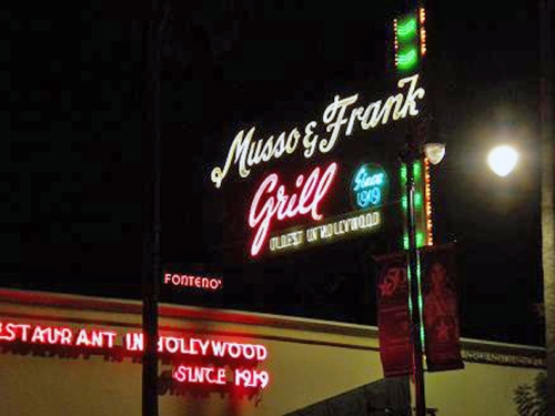 MUSSO N FRANK FRONT -8-