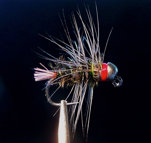 It Fly Tying Materials Canary Yellow UV Egg