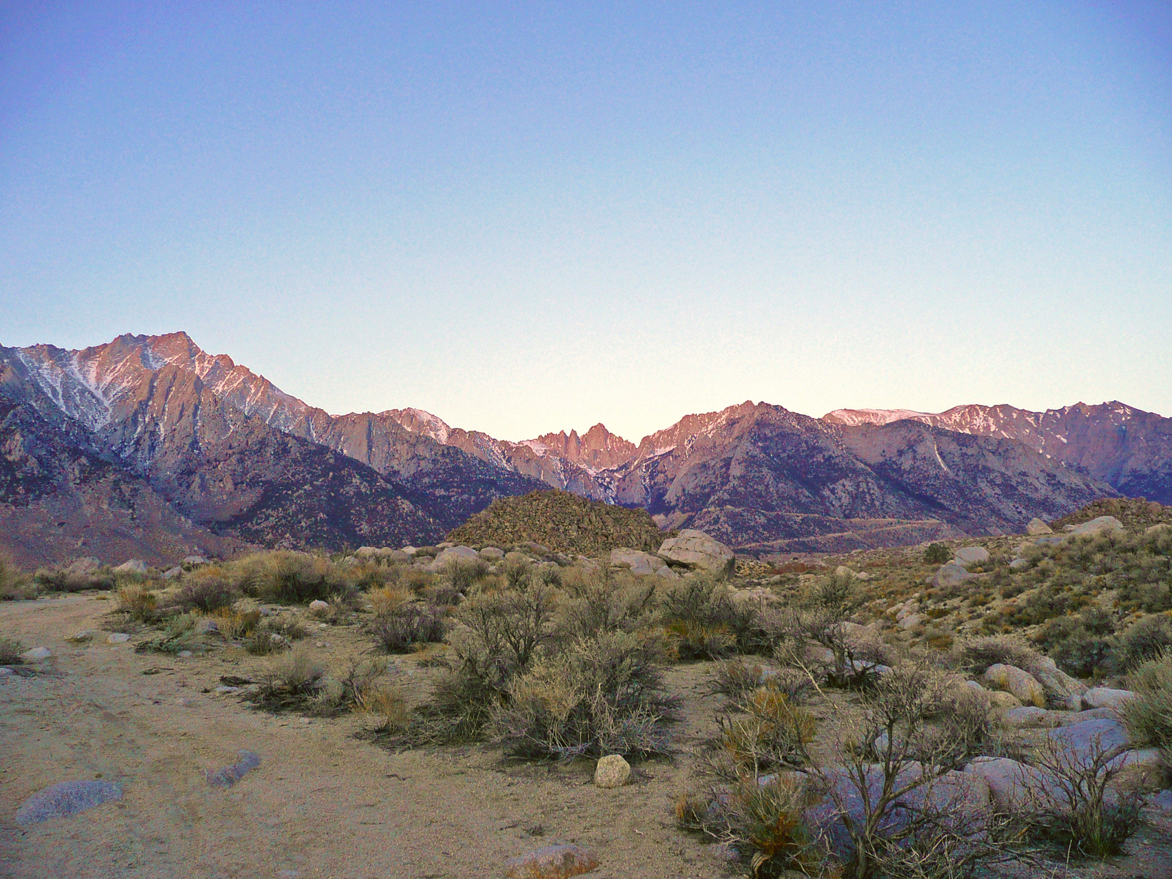 ALLY and HERO – OWENS VALLEY…dawn to dusk… | PlanetTrout