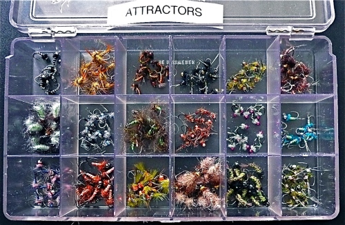 ATTRACTORS SPRING 2014 -1-