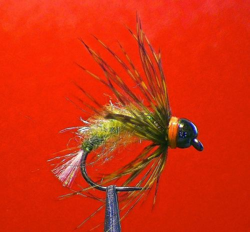 BRUSHED LASER & D-RIB CADDIS