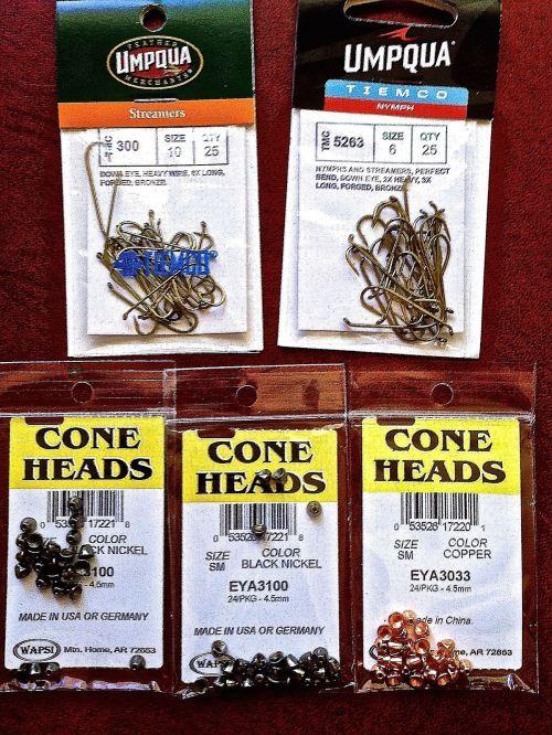 CONES HOOKS