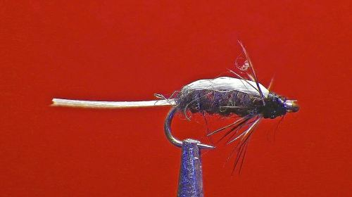 MIDGE EMERGER UV2 IWAMASA BLK