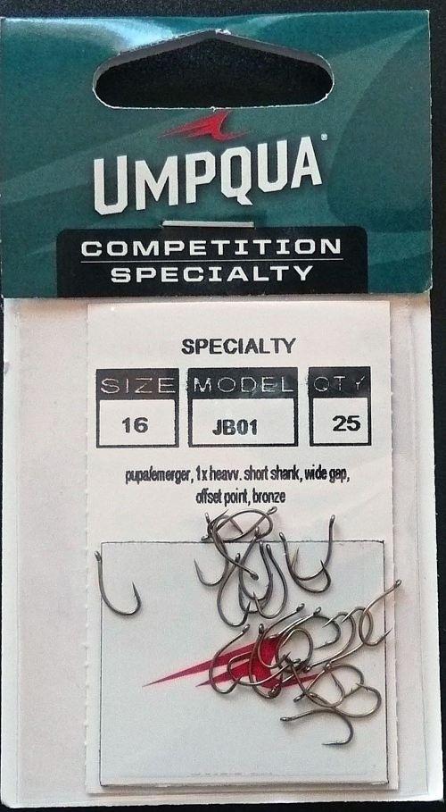 UMPQUA JB01 HOOK