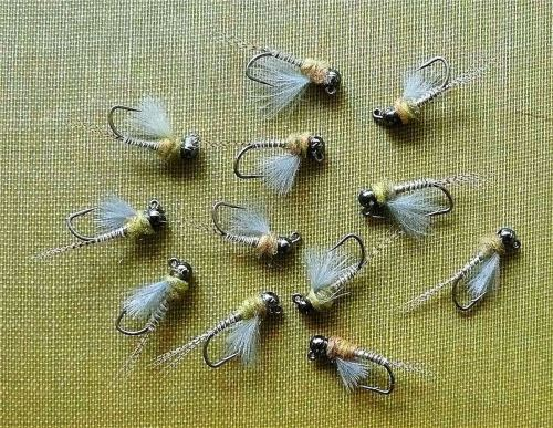 THIN WINGED OLIVE JIGS GRP