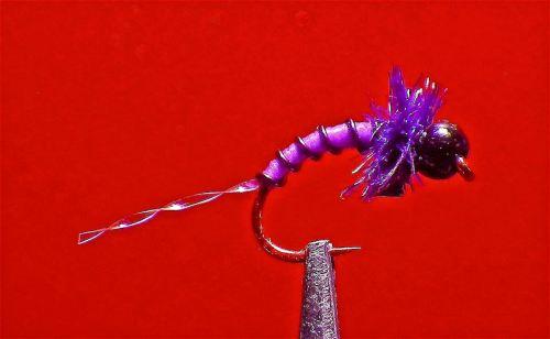 UV2 GLO-BRITE MIDGE Purple