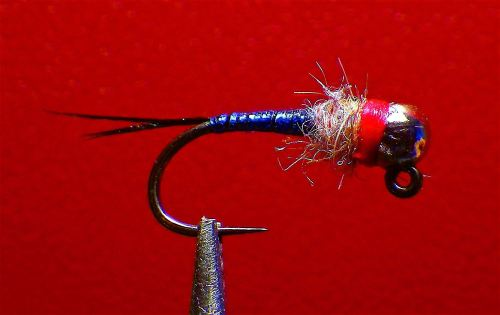 BLUE HERESY JIG