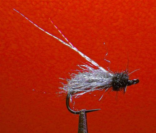 BRUSHED ANTRON SPARKLE WING CADDIS EMERGER