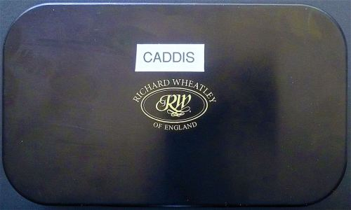 CADDIS BOX (EXTERIOR) WHEATLEY