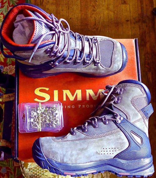 SIMMS G3 BOOTS