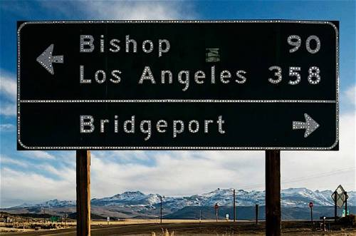 BRIDGEPORT SIGN