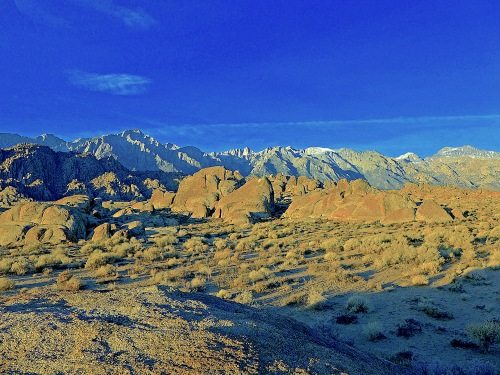 ALABAMA HILLS CA | PlanetTrout