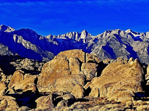 Lone Pine CA | PlanetTrout